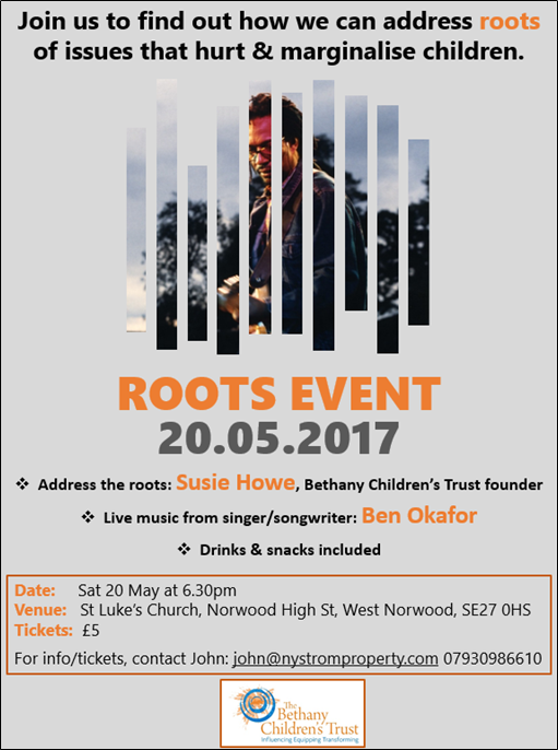 Roots Event