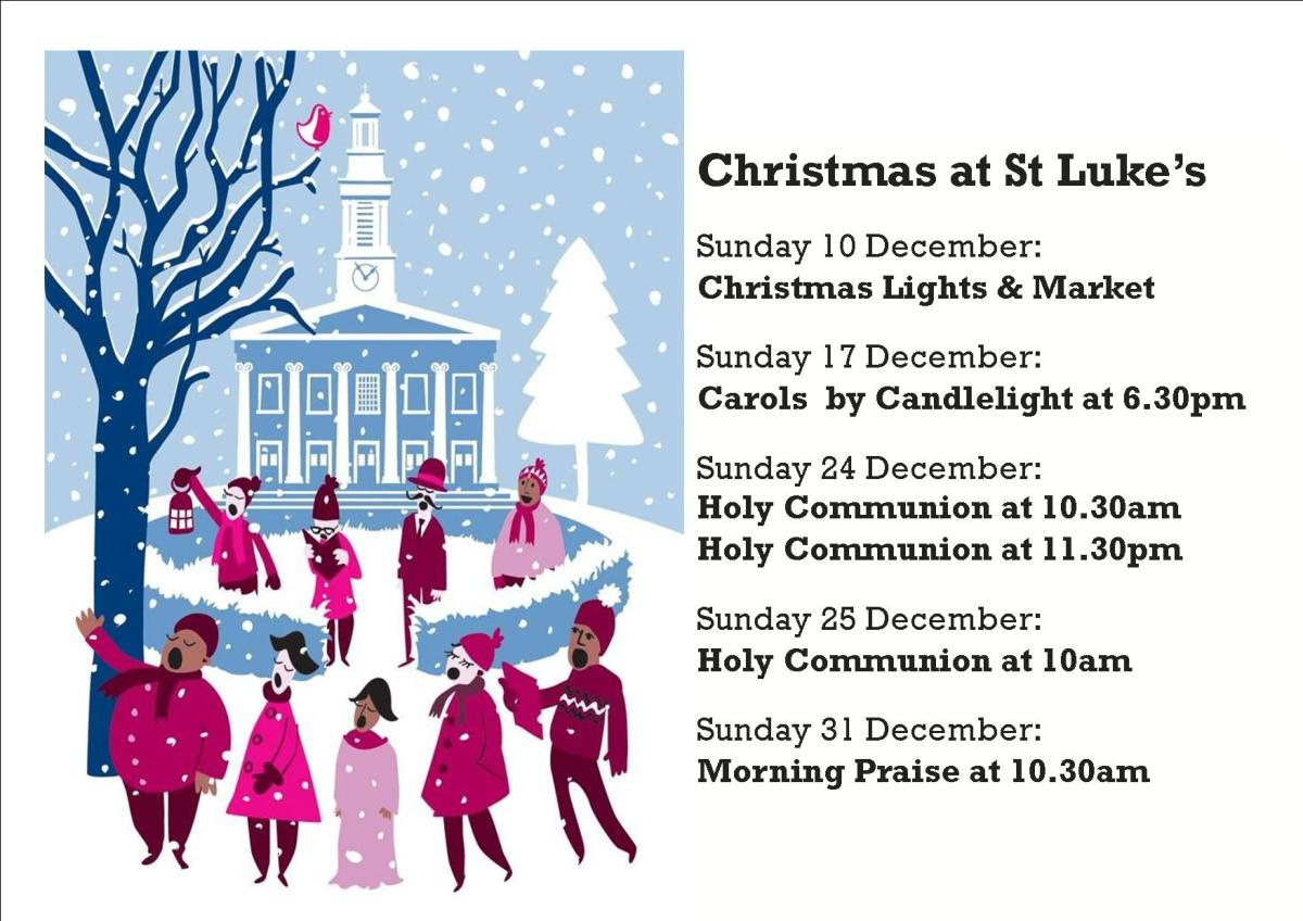 Christmas Events &Services